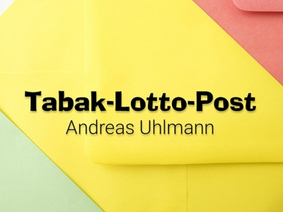 Lotto-Tabak-Post Andreas Uhlmann
