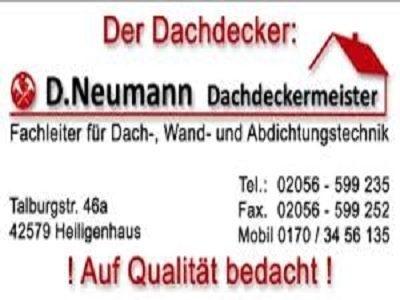 D. Neumann Dachdeckermeister