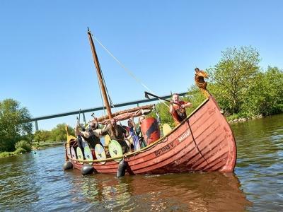 MüWi - Das Mülheimer Wikingerschiff