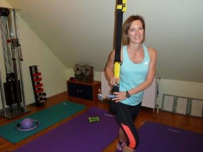 dein persönliches training Nicole Strohschänk