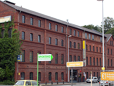 Leder-Fabrik-Hotel