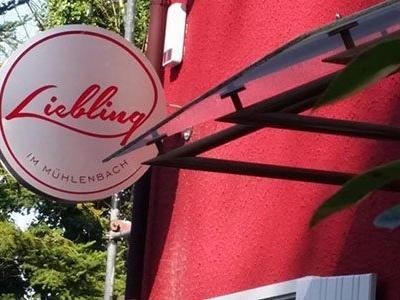 Liebling im Mühlenbach