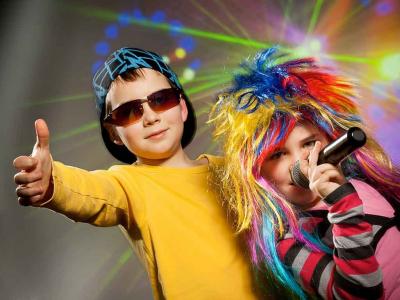 Disco für Kids - Oster-Party