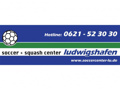 Soccer + Squash Center Ludwigshafen