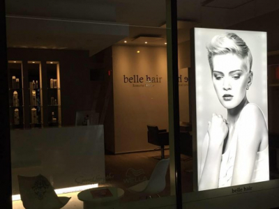 belle hair - Rosario Iacono