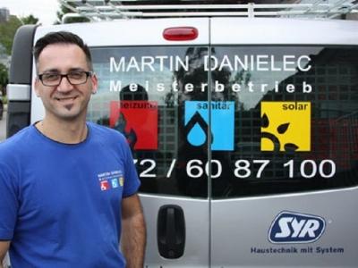 Martin Danielec Sanitär-Heizung