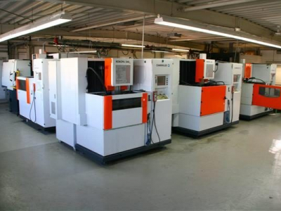Quint GmbH Drahterodierbetrieb