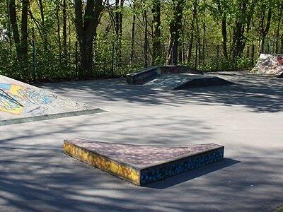 Skate-Anlage Am Siepen
