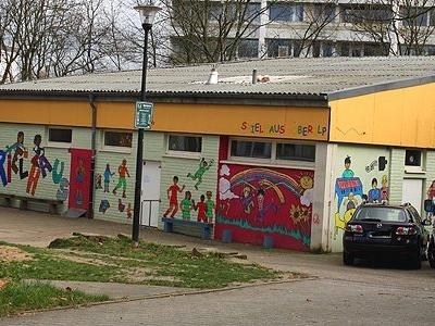 Spielhaus Oberilp