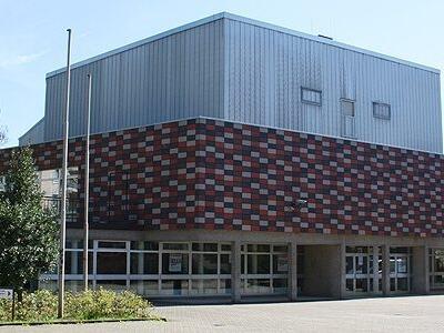 Sporthalle am Immanuel-Kant-Gymnasium