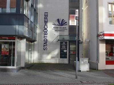 Stadtbücherei Heiligenhaus