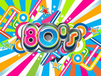 Die 80er Party