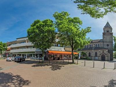 Marktplatz in Lintorf