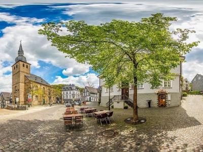 Am Alten Markt in Velbert-Langenberg