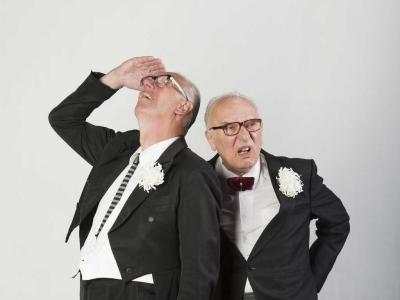 """Pause & Alich: """"Fritz und Hermann in Alles neu!"""""""
