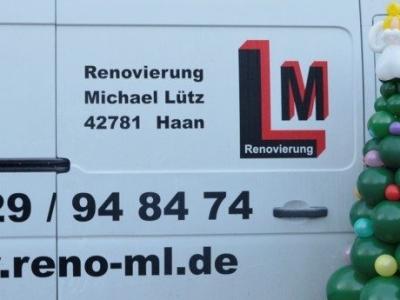 Renovierung Michael Lütz