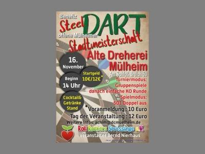 Steel - Dart Stadtmeisterschaft