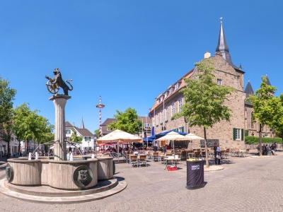 Marktplatz / Historische Innenstadt Ratingen