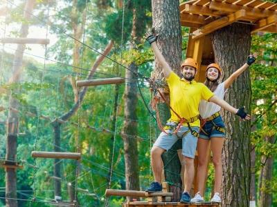 Wald Abenteuer Velbert-Langenberg