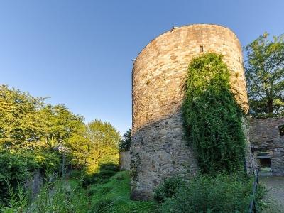 Türme der ehemaligen Stadtmauer Ratingen