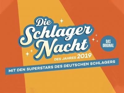 """König Pilsener Arena: """"Die Schlagernacht des Jahres"""""""