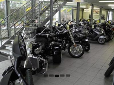 Motorrad Kröber
