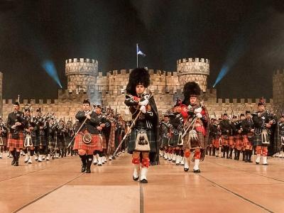 "König Pilsener Arena: ""Music Show Scotland"""