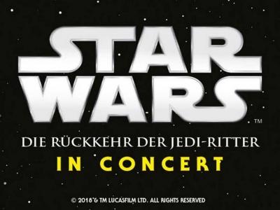 """König Pilsener Arena: """" Star Wars VI in Concert"""""""