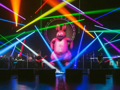 "König Pilsener Arena: ""The australian Pink Floyed Show"""