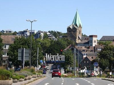 Historischer Stadtteil Essen-Werden