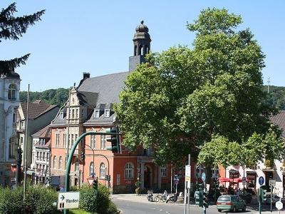 Rathaus Werden