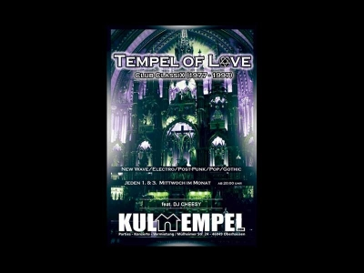 Temple Of Love - Club Classix
