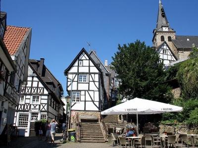 Historischer Stadtteil Essen-Kettwig