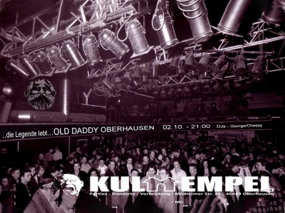 Old Daddy Oberhausen Revival Party