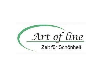 Art of line - Zeit für Schönheit