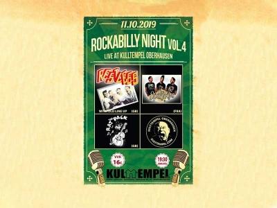 Rockabilly Night IV