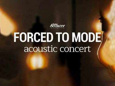 Forced To Mode - acoustic tour '19