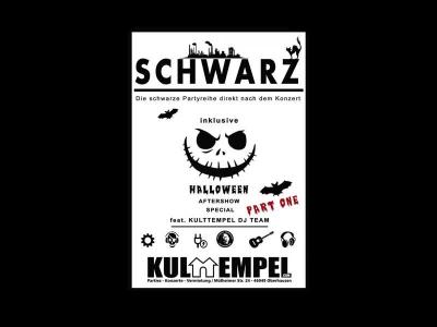 Schwarz– Die Party nach dem Pluswelt Festival