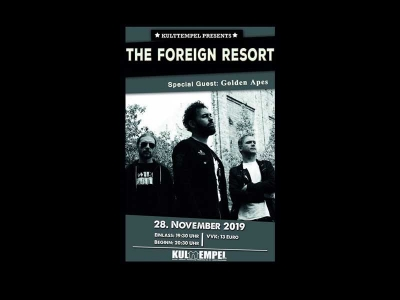 The Foreign Resort + Golden Apes