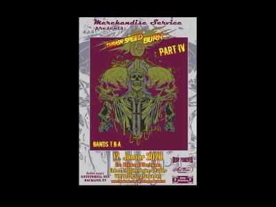 Thrash Speed Burn Fest Pt. iV