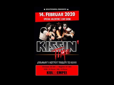 Kissin'time - the hottest tribute band + Grubenrock