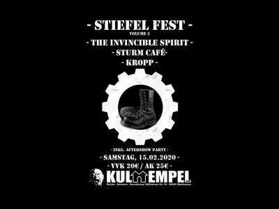 Stiefelfest (Volume 3)