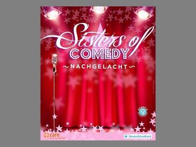 Sisters of Comedy Poetry Slam Edit