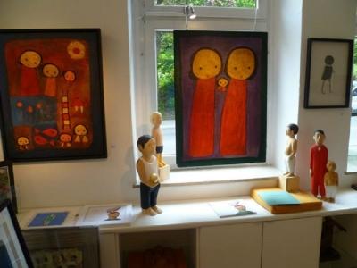 Galerie Dagmar Reimus -Zeitgenössische Kunst